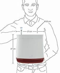 Airy Pot Luftreiniger Blumentopf F 252 R Allergiker