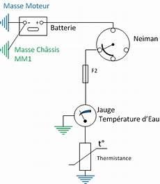 branchement manometre temperature eau planete 205 elec fiche sonde de temp 233 rature et