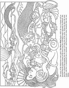 Spirit Malvorlagen Indonesia Water Sprit Coloring Page Mermaid Coloring Pages