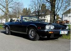 Jaguar Xjs 5 3 V12 Cabriolet Noir Occasion 49 400 10