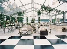 get a sneak at the summer 2016 issue of no lace dance floor wedding tent wedding
