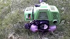 Motocoasă Florabest Petrol Grass Trimmer Fbs 43 B2