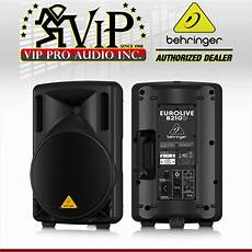 Behringer B210d Active 10 Quot Lified Live Sound Powered