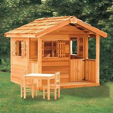 Playhouse The Wooden Playhouses In Order To Form A