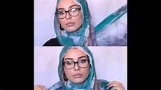 Tutorial Kreasi Jilbab Dengan Anting Untuk Wanita