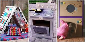 18 Cardboard Box Crafts To Make  Kids Ideas