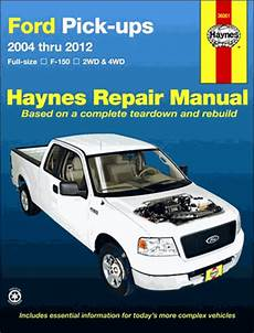 electric and cars manual 2006 ford f150 navigation system ford f150 pickup truck repair manual 2004 2014 haynes 36061