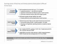 jpmorgan co form 8 k ex 99 1 jpmorgan co presentation slides dated