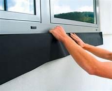 folie für fensterbank joint sealing window foils in front of wall