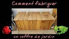 fabriquer un banc de jardin comment fabriquer un coffre de jardin avec des planches de r 233 cup