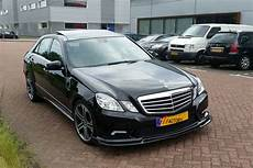 mercedes w212 amg sport package bumper use b style
