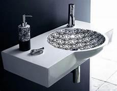 Beautiful Washbasins stylish wash basins in black and white by bathco