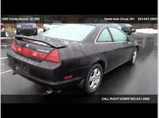 1998 Honda Accord EX V6 coupe   for sale in Manchester, NH