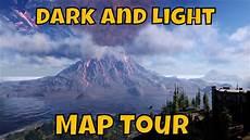 And Light Map Tour