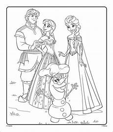 elsa olaf frozen 1 free coloring pages crayola