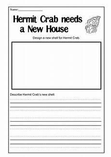 a house for hermit crab lesson plans a house for hermit crab activity page by jo copland tpt