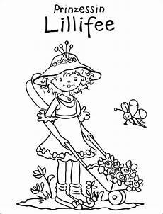 Ausmalbilder Prinzessin Tiere Ausmalbilder Prinzessin Lillifee Ausdrucken 4