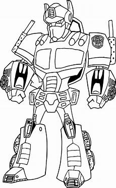 fighting robot coloring pages at getdrawings free