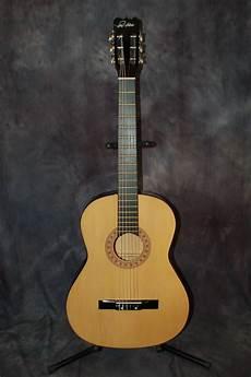 clark guitar roy clark signature classical guitar new strings gigbag reverb