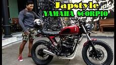 Biaya Modif Japstyle by Biaya Modif Motor Custom Bobber Customotto
