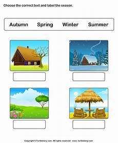 worksheets on seasons for grade 2 14834 winter summer fall worksheet turtle diary