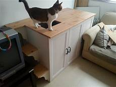 Another Cat Litter Solution Deluxe Version Ikea Hack