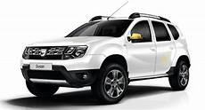 dacia duster black touch dacia bringing duster air and sandero black touch editions