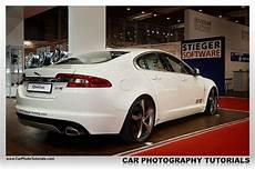 jaguar xf 2009 tuning car photography tutorials study geneva 2009 auto show