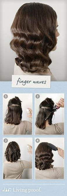 finger waves with a curling iron youtube hair pinterest finger wave hair flappers and 1920s