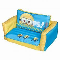 minion bett despicable me minion aufblasbar sofa zum ausklappen bett