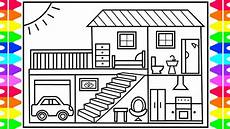 house coloring pages 17594 how to draw a house for house drawing for house coloring pages for
