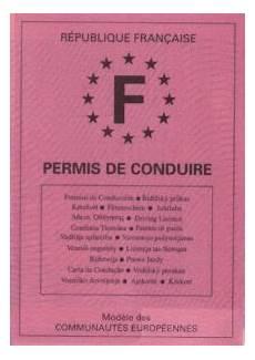 les permis de conduire datant d avant 2013 restent