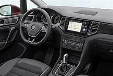 Vw Golf Sportsvan 2017 2018 Facelift F 252 R Den Mini