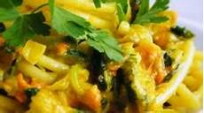 pasta ai fiori di zucca pasta ai fiori di zucca pasta with zucchini blossoms