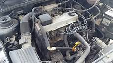 volkswagen vw golf mk3 gti 2 0 8 valve engine running