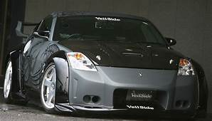 Nissan 350z Veilside Bodykit Seen On Tokyo Drift Movie