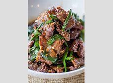 Easy Mongolian Beef   Dinner, then Dessert