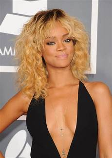 shoulder length blonde curly hair 11 trendy hairstyles for black women hairstyles weekly