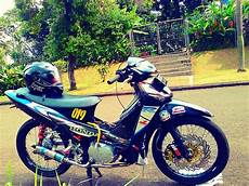 Supra X 125 Modif by Modifikasi Motor Supra X 125 Terbaru Chicago Criminal