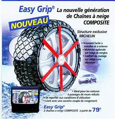 chaine neige easy grip chaines neige michelin easy grip touranpassion