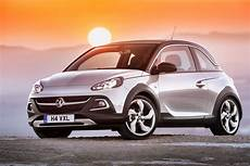 New Opel And Vauxhall Adam Rocks Stays True To Concept