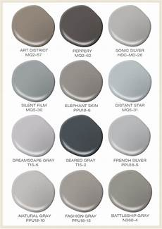 colorfully behr mineral grays