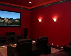 choosing the media room paint colors home decor style media room design small media