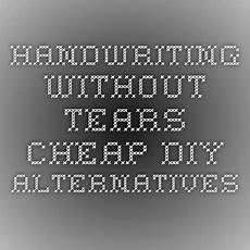 handwriting worksheets diy 21345 handwriting without tears cheap diy alternatives teaching handwriting learn handwriting