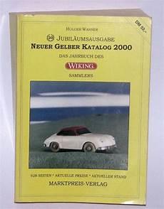wiking neuer gelber katalog 2000 in ludwigshafen