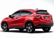 honda hr v le premier suv compact hybride au mondial 2014