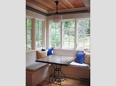 Making A Cozy Breakfast Nook In Your House   Wearefound