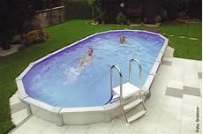 Pool Einbauen Ohne Beton - einsteigen bitte g 252 nstig zum eigenen schwimmbad