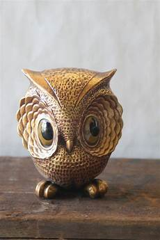 beautiful bird owl figurines vintage owl figurine 1970 s ceramic owl by