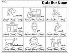 17 best images about noun worksheets on pinterest circles lesson plans and word work games